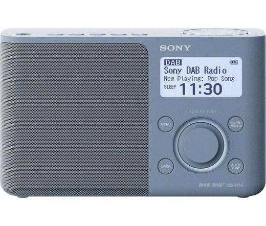 Sony XDR-S61D (Kék) DAB rádió