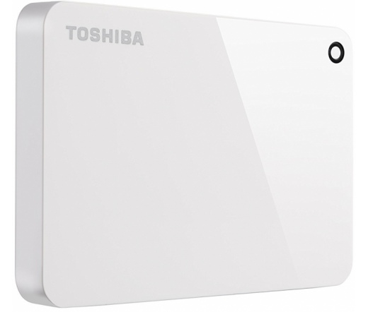HDD TOSHIBA Canvio Advance 1TB USB3.0 Fehér