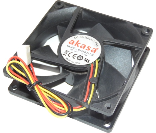 COOLER Akasa Case Fan 8cm