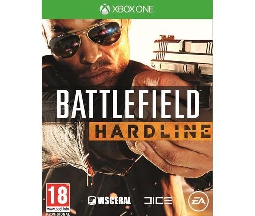 GAME XBOX ONE Battlefield Hardline