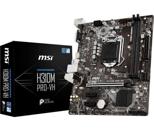 MBO MSI H310M Pro-VH