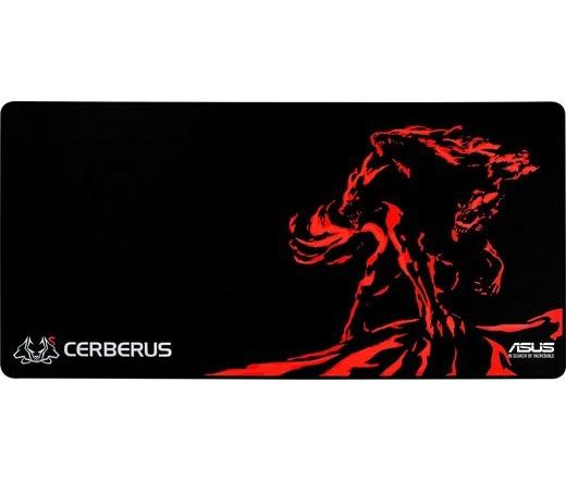 ASUS Cerberus Mat XXL fekete-piros egérpad