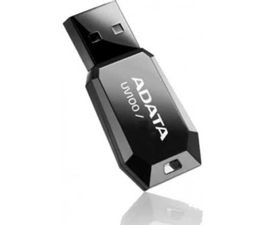 Pendrive 8GB Adata UV100 Fekete USB2.0