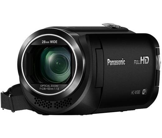 PANASONIC HC-W580EP-K Full HD videókamera fekete