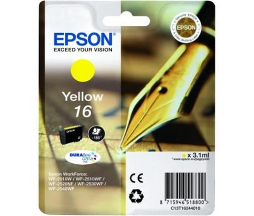 Patron Epson T1624 Yellow 3,1ml