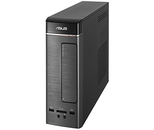 PC Asus K20CD-K-HU008D Fekete