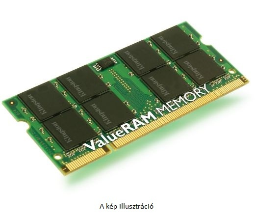 SO-DIMM DDR2 2GB 667MHz Kingston CL5