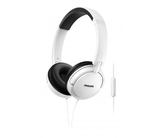 Philips SHL5005WT 00 fejhallgató fekete empty 6360d590c6