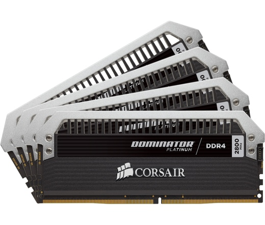 DDR4 16GB 2666MHz Corsair Dominator Platinum CL15 ...