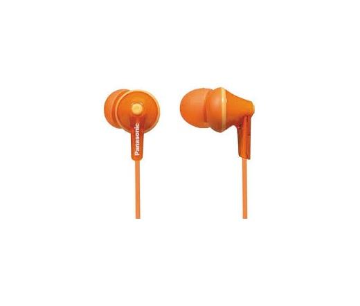 Panasonic RP-HJE125 fülhallgató narancs