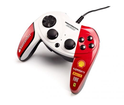 THRUSTMASTER Játékvezérlő Vezetékes Gamepad F1 Dual Analog F150 Italia PC