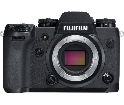 FUJIFILM X-H1 Fekete váz