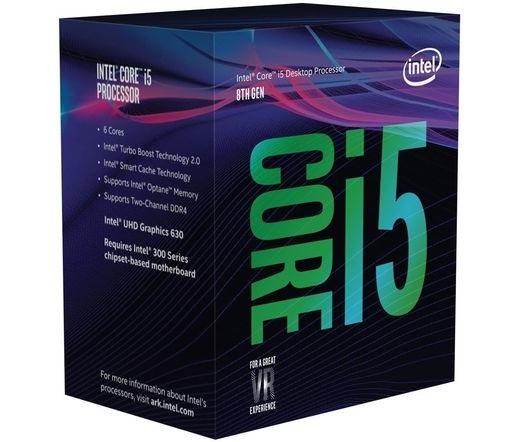 INTEL Core i5-8500 3GHz 9MB LGA1151 BOX