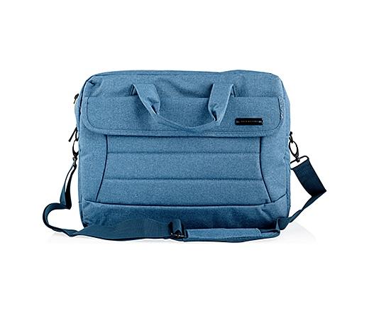 """MODECOM CHARLOTTE notebook-táska 15,6"""" kék"""