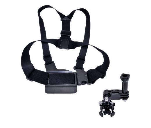 SJ25 állítható elasztikus mell heveder hám SJCAM kamerákhoz
