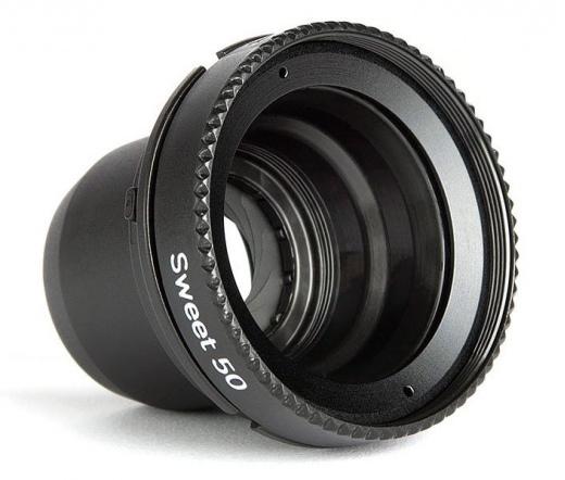 LENSBABY Sweet 50mm f/2.5-22