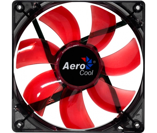 COOLER AEROCOOL Lightning Red Edition 120mm