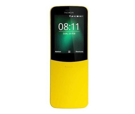 TEL Nokia 8110 Yellow
