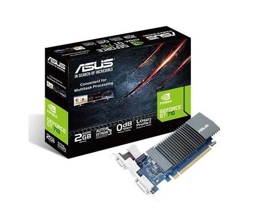 VGA ASUS GT710-SL-2GD5-BRK 2GB DDR5