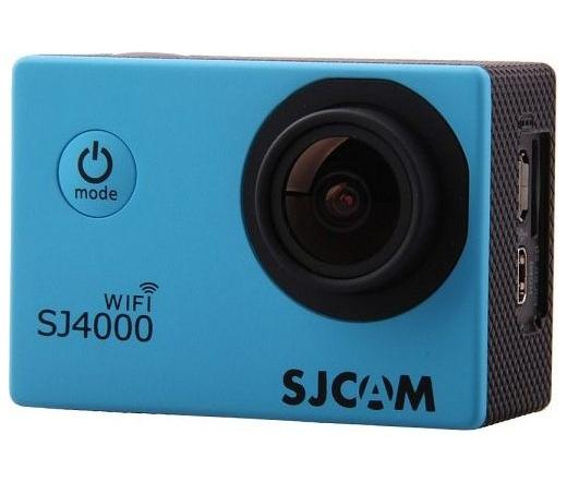 SJCAM SJ4000 Wifi kék sportkamera