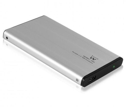 "Ewent USB 2.0 External Enclosure 2.5"" SATA [ EW7041 ]"