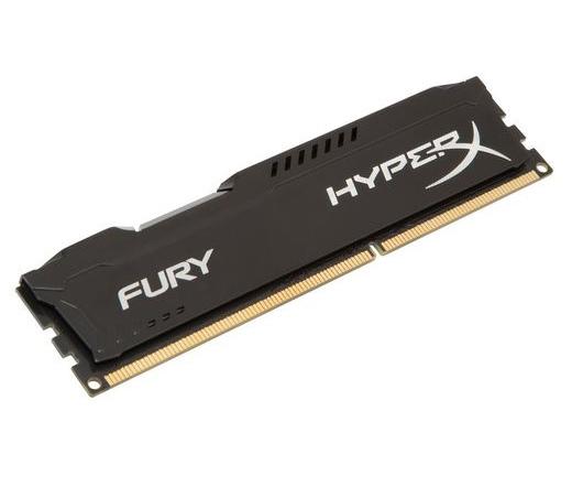 DDR3 4GB 1866MHz Kingston HyperX Fury Black CL10