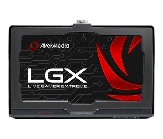 CAPTURE AVERMEDIA Live Gamer Extreme Recentral 2