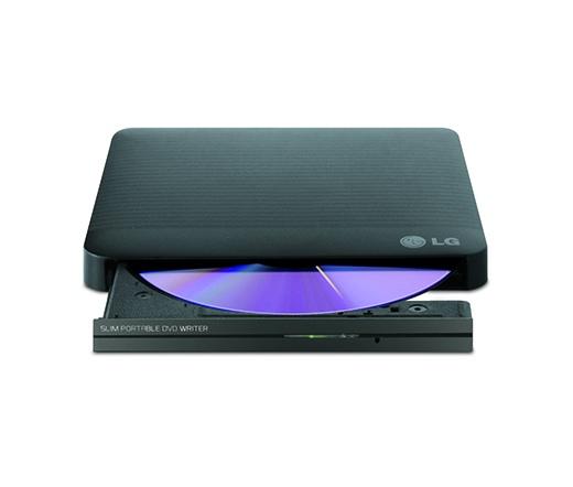 DVD-ÍRÓ LG GP50NB40 USB Fekete