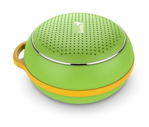 GENIUS SPEAKER Aktivbox SP-906BT Zöld