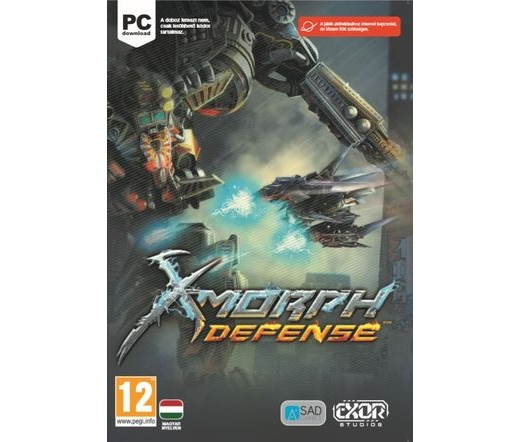 GAME PC X-Morph Defense