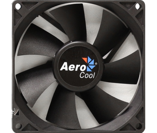 COOLER AEROCOOL Dark Force Black 90mm
