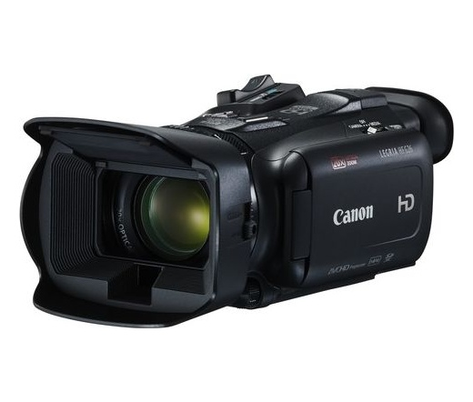 CANON LEGRIA HF G26 + BP-820 Power Kit
