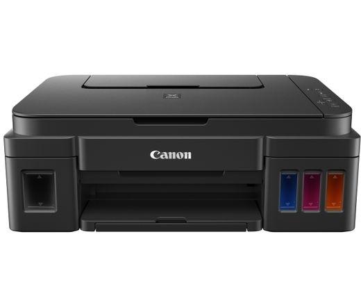 Printer Canon Pixma G3400 tintasugaras