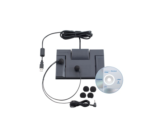 OLYMPUS AS-2400 Transcription Kit (RS-28, DSS Player standard, E-102)