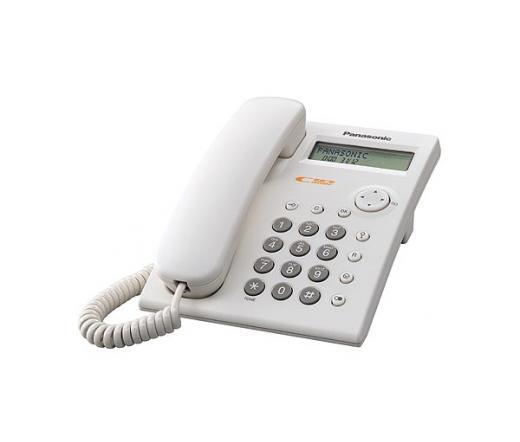 TEL PANASONIC KX-TSC11HGW Vezetékes telefon