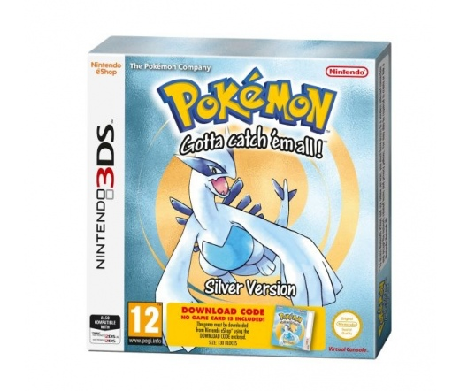 GAME 3DS Pokémon Silver DCC