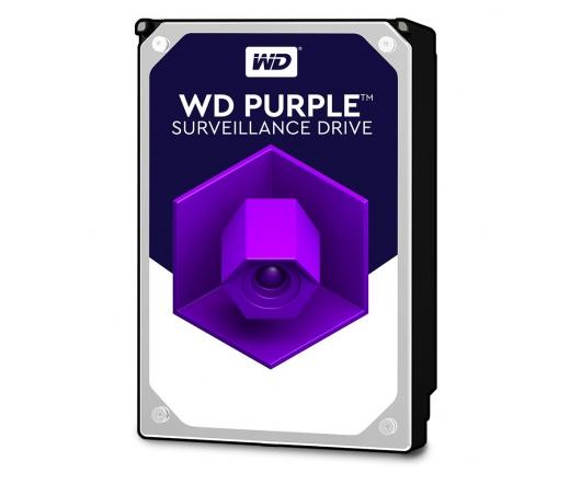WD 6TB 64MB CACHE SATA-III Purple WD60PURZ