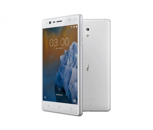 TEL NOKIA 3 DS White 16GB