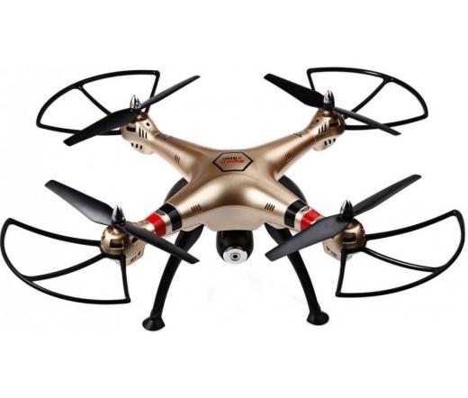 Syma X8HC drón +Camera Arany