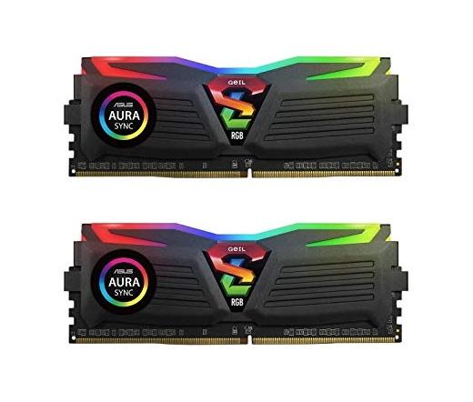 DDR4 8GB 2666MHz GeIL Super Luce AMD Edition RGB S...