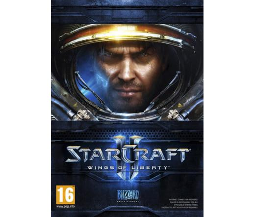 GAME PCS BLIZZARD Starcraft II