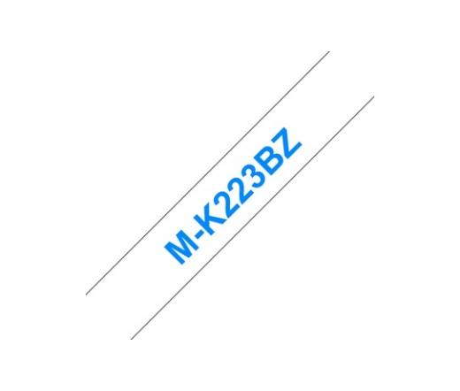 BROTHER P-touch MK-223BZ nem laminált műanyag szalag