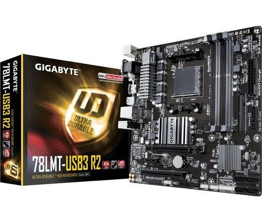 MBO GIGABYTE 78LMT-USB3 R2