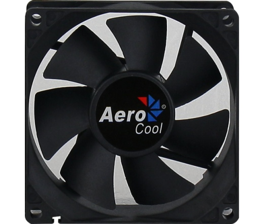 COOLER AEROCOOL Dark Force Black 80mm