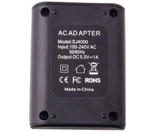 SJCAM Akkumulátor töltő SJ4000/SJ5000/M10 kamerához