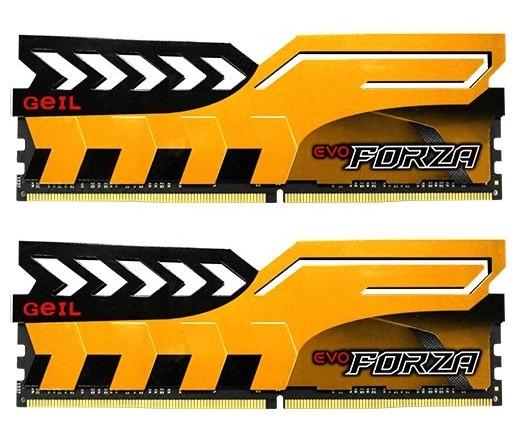 DDR4 16GB 2400MHz Geil Evo Forza Yellow AMD Editio...
