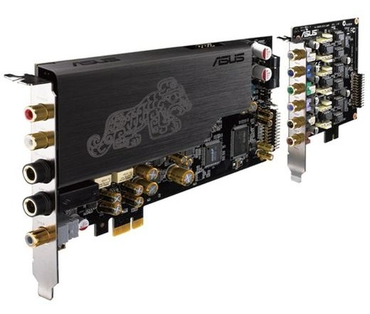 SOUND CARD ASUS XONAR Essence STX II 7.1