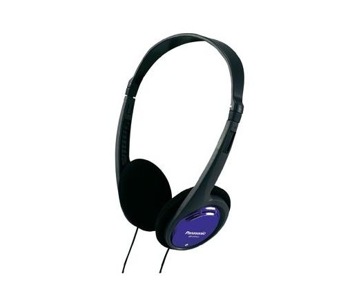 Panasonic RP-HT010E-A Fejhallgató kék