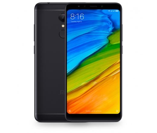 TEL Xiaomi Redmi 5 3/32 fekete