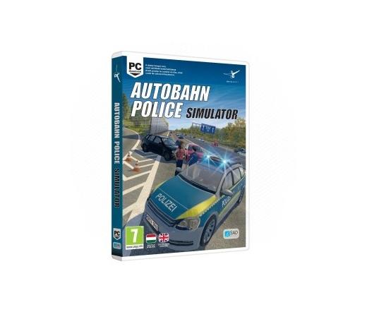 PC Autobahn Police Simulator
